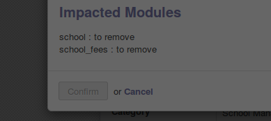 Tutorial of How to uninstall and remove a Module / App from