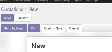 Tutorial for how to Create a Wizard within odoo : Modal Dialog